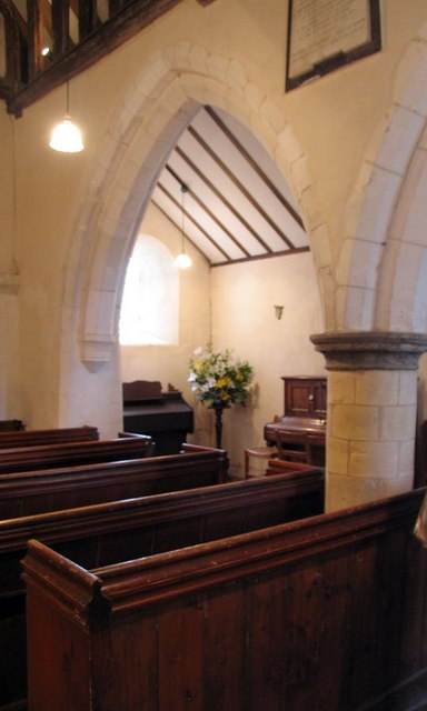 St Mary Magdalene, Tortington, Sussex - Interior