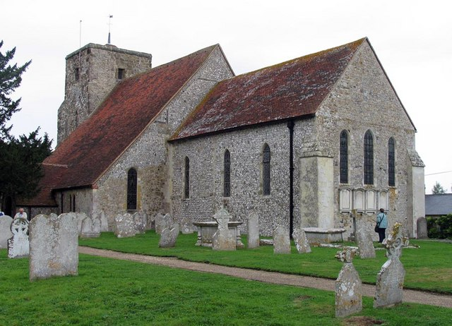 St Michael, Amberley, Sussex