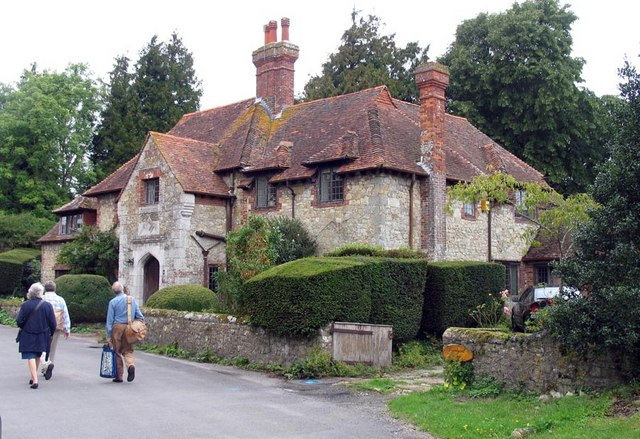 House, Amberley, Sussex -