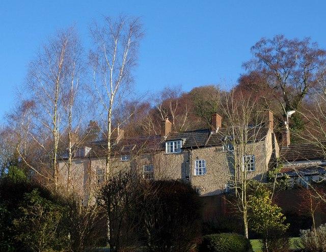Terrace on Bradley Road, Wotton-Under-Edge