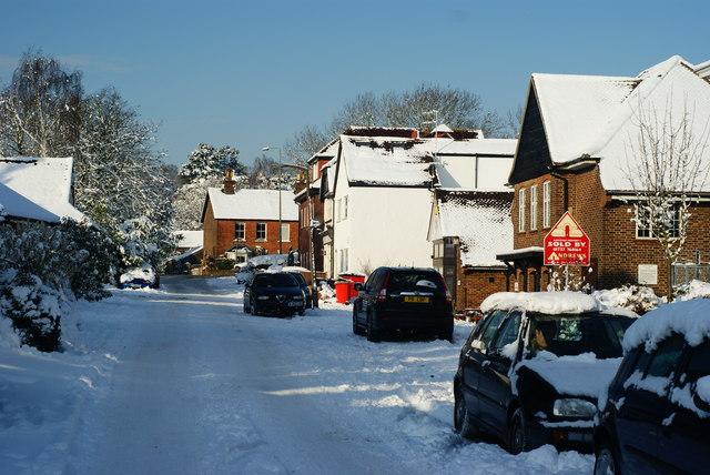 Station Road North, Merstham, Surrey