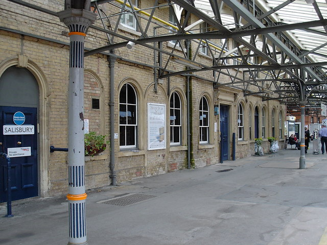 Salisbury - Station Signalling Centre