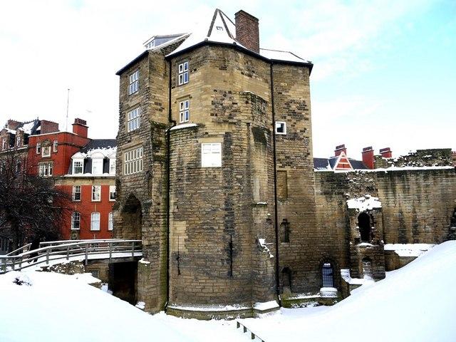Black Gate of Newcastle Castle
