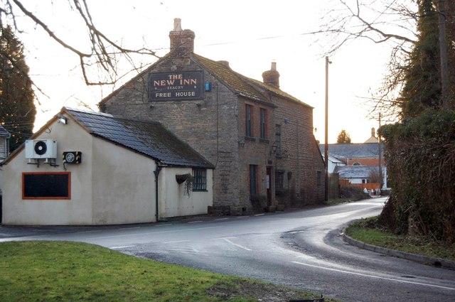 The New Inn, Seagry