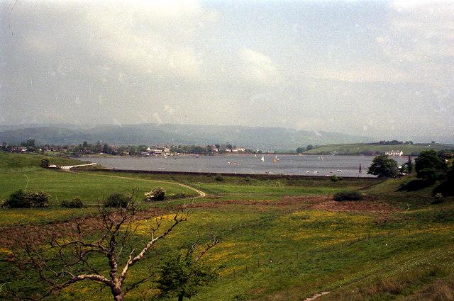 View towards Hollingworth Lake