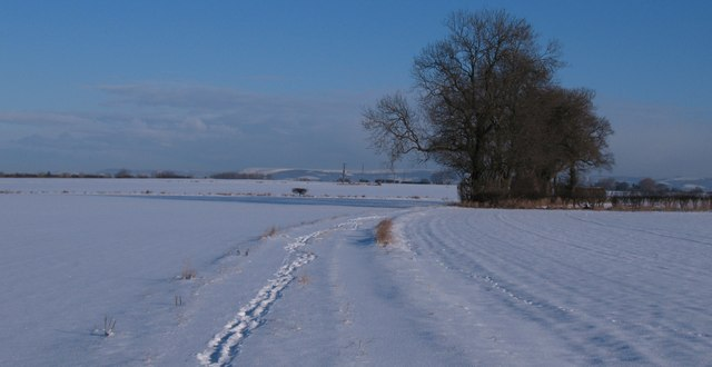 The slow way to Topcliffe