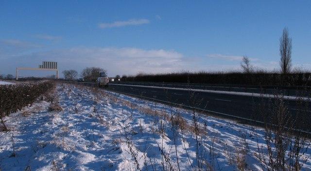 A168 at Dishforth