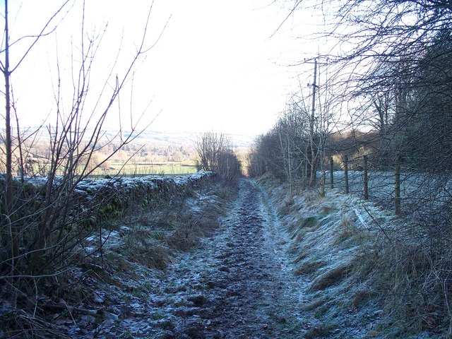 Byway near Upper Slaughter