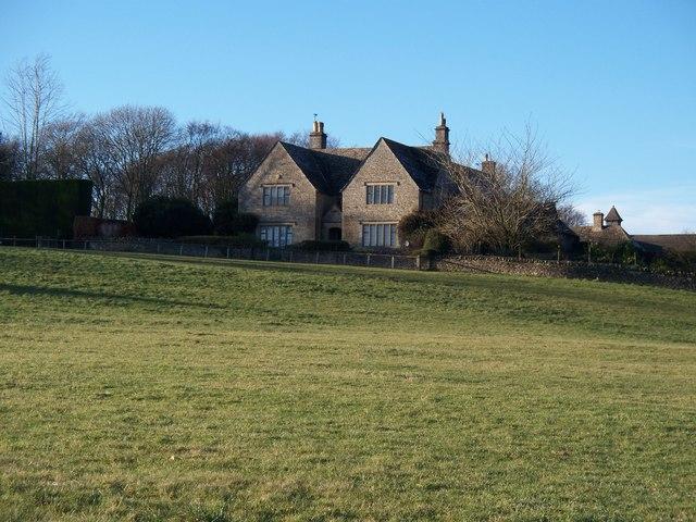 Manor Farm, Upper Slaughter