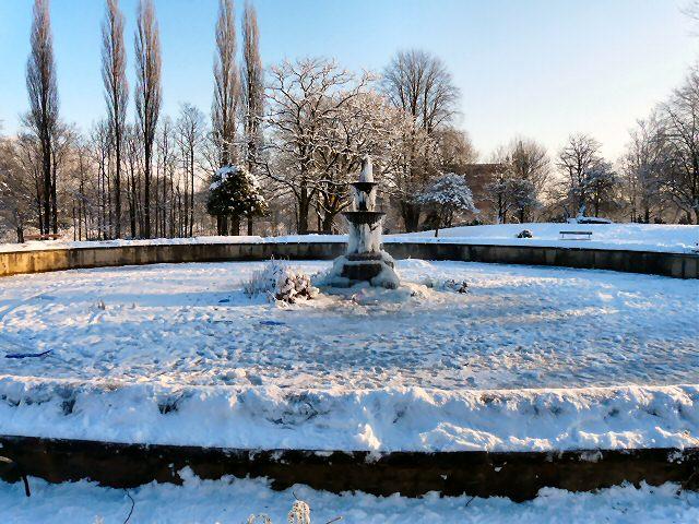 Vernon Park Fountain