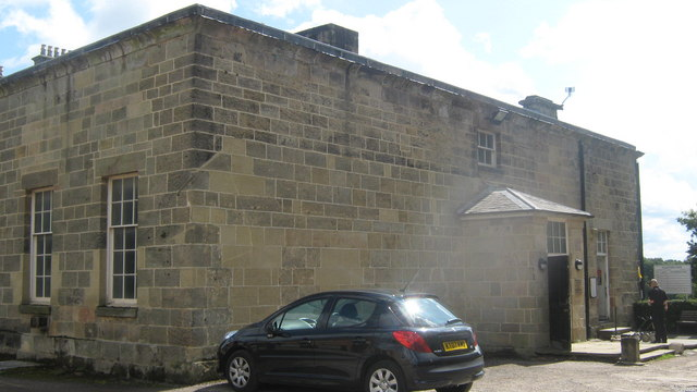 Allestree Hall in Allestree Park, Derby