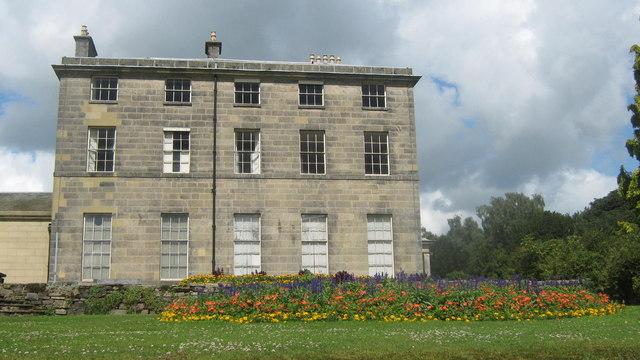Allestree Hall in Allestree Park in Derby
