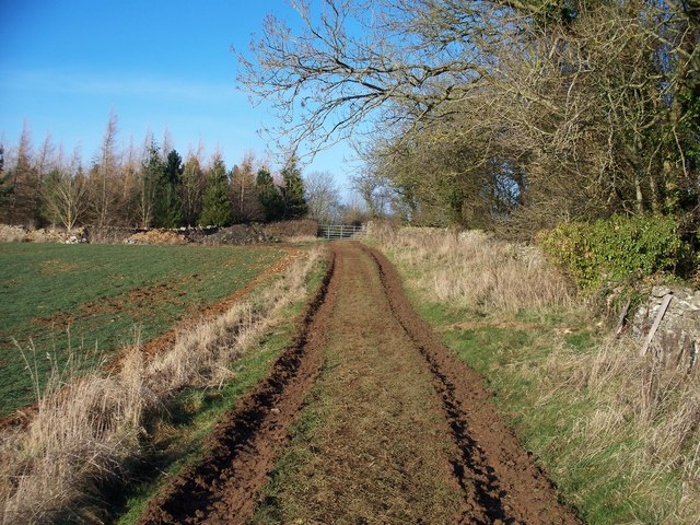 Bridleway to Bourton-on-the-Water