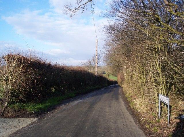 Tong Lane becomes Green Lane