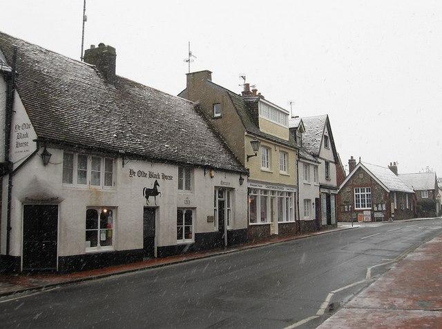 Ye Olde Black Horse, High Street