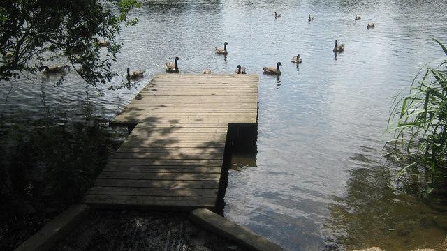 Allestree Lake, Derby
