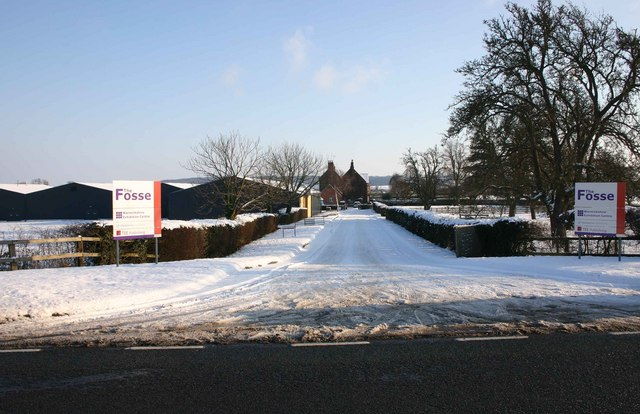 The Fosse, Warwickshire Exhibition Centre