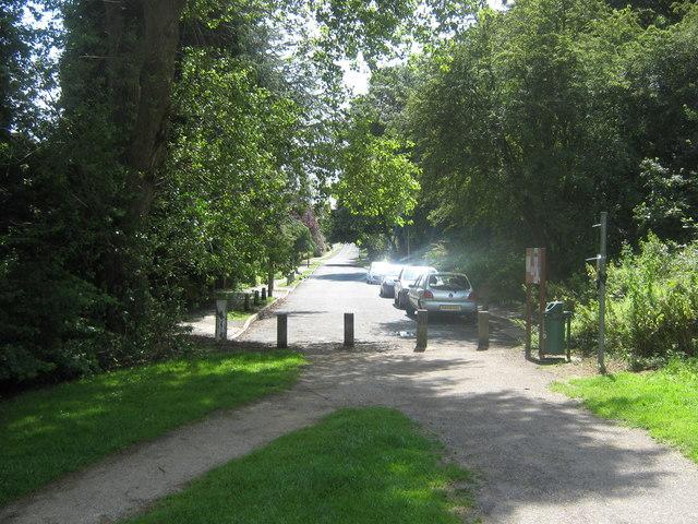 Main Drive, Allestree, Derby