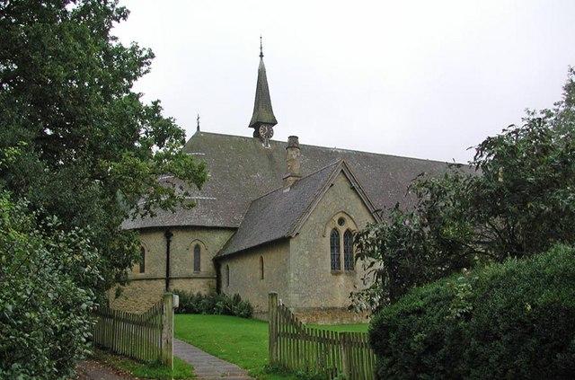 St Mark, Peaslake, Surrey