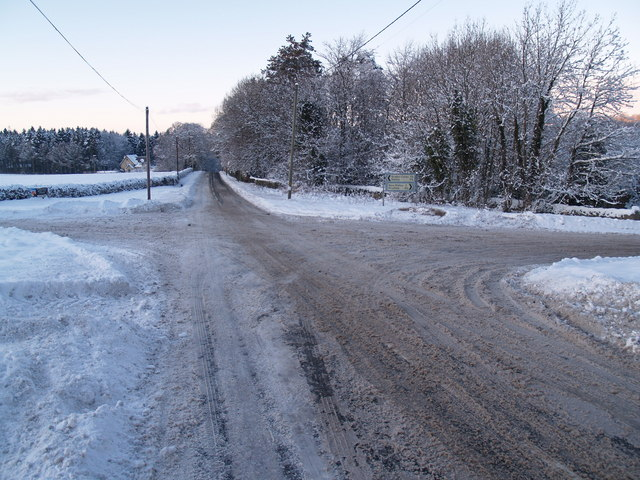 Apperley Dene Crossroads