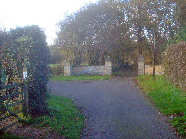 Entrance to St James