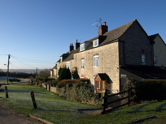 Houses at Bradley Green