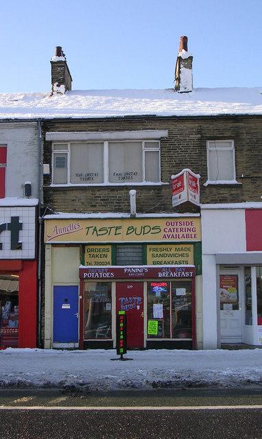 Annettes Taste Buds - Manningham Lane