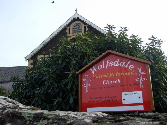 Wolfsdale United Reformed Church