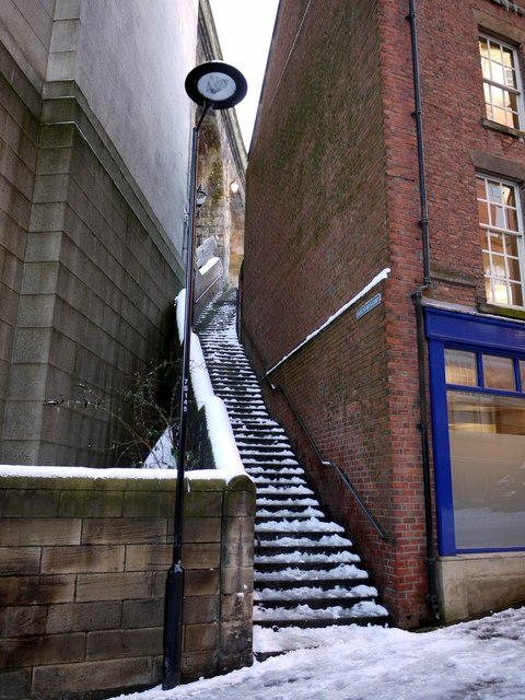Dog Leap Stair 169 Andrew Curtis Geograph Britain And Ireland