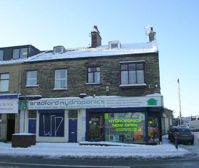 Bradford Hydroponics - Manningham Lane