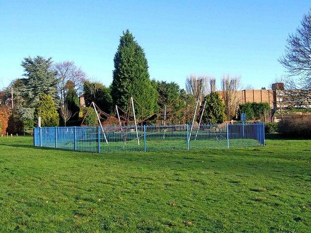 Riverside Play Area, Stourport-on-Severn