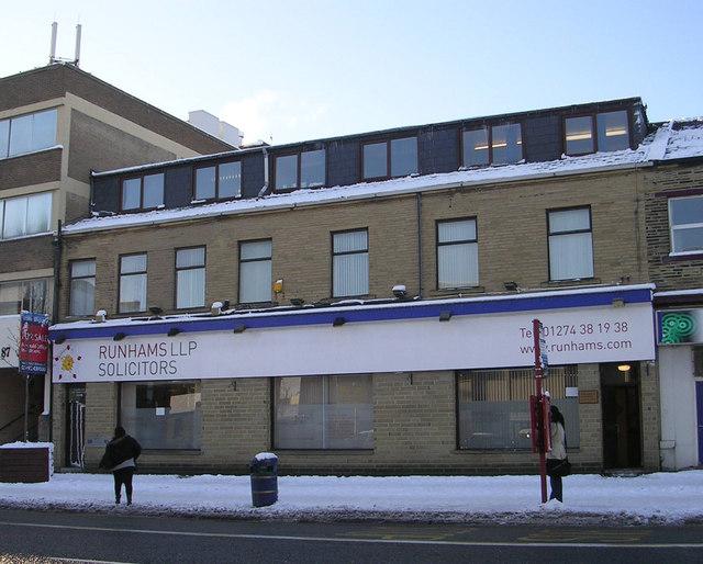 Runhams Solicitors - Manningham Lane