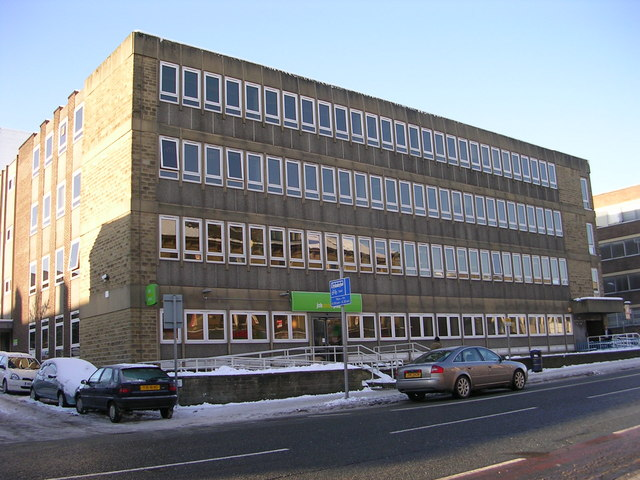 job centre - Manningham Lane