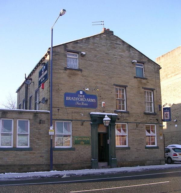 The Bradford Arms - Manningham Lane