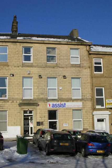 assist recruitment - Eldon Place