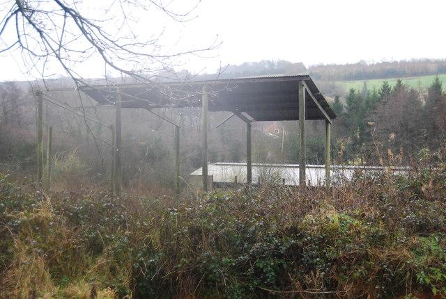 Barn, Water Farm