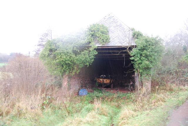 Small barn, Water Farm