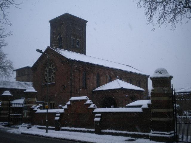 Golders Green Crematorium, Hoop Lane NW11
