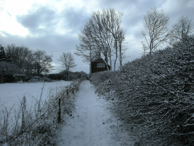 Cawston Bridleway