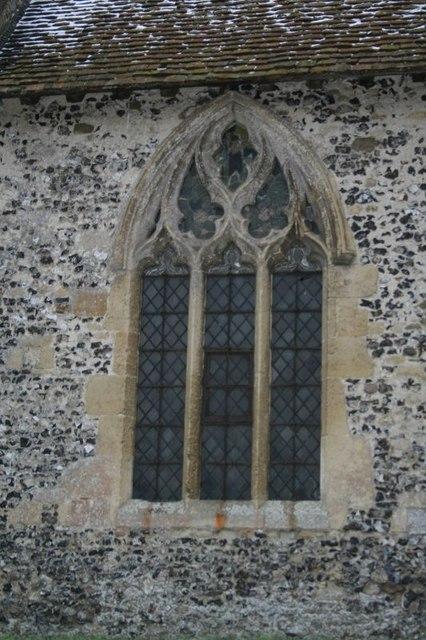 Window on All Saints