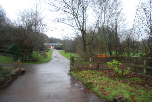 Entrance to Bee Farm