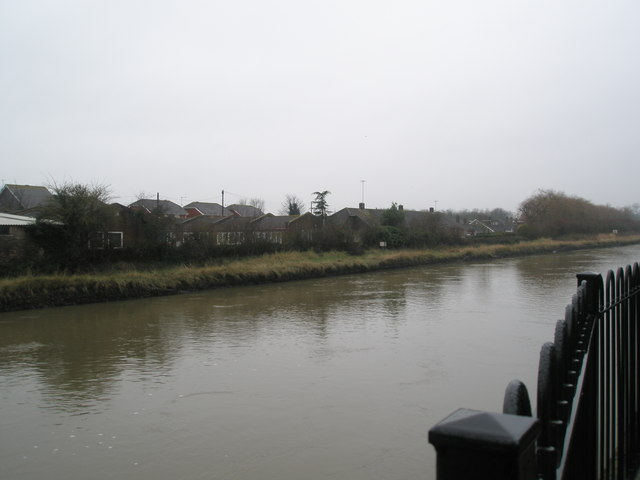 A dull December day on the Arun