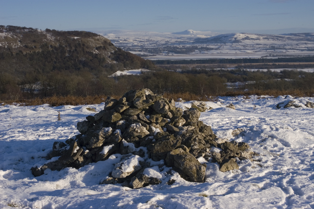 Summit cairn Yewbarrow