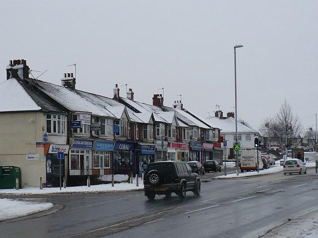 Maesglas Shops, Cardiff Road, Newport