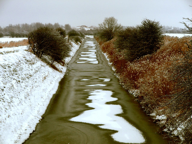 Semi-Frozen Burstwick Drain