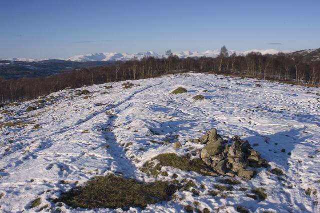 Cairn on Yewbarrow