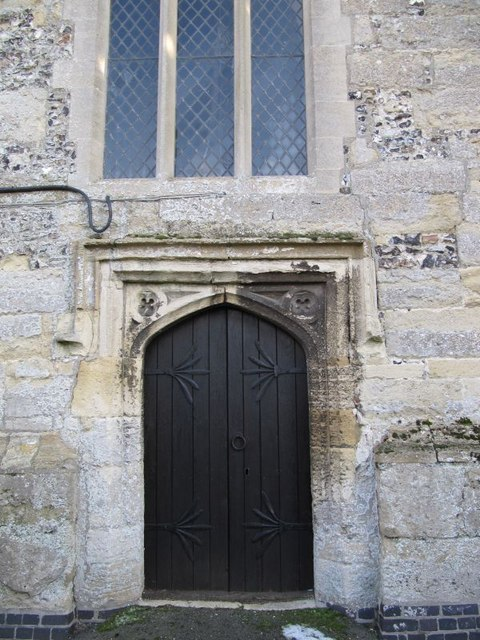 Door at the base