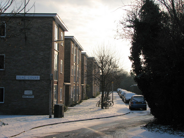 Lilac Court, off Cherry Hinton Road