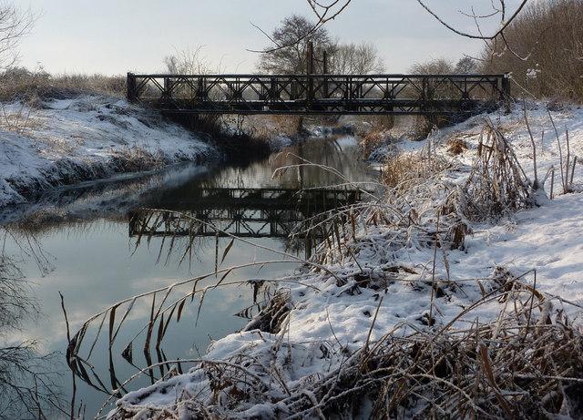 Bridge across the Gipping