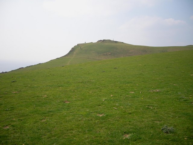 Looking West to Thorncombe Beacon